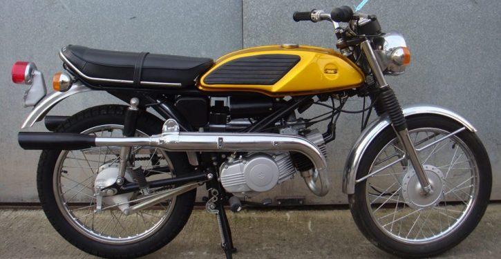 Suzuki T90 Wolf