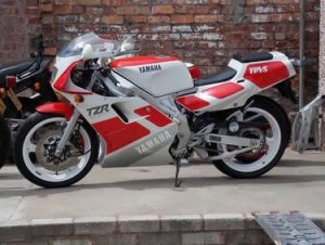 Yamaha TZR250 YPVS