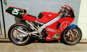 1986 Yamaha TZR250 2MA
