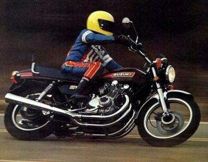 Suzuki GS1000 1 March 1978