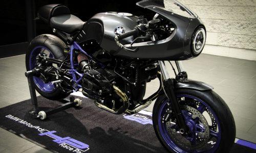 BMW R nineT Racers