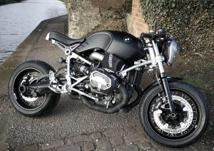 Chester Motorrad win the first BMW Bespoke Build