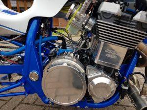 GSX1400 engine