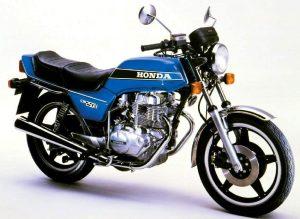 Honda CB 250N