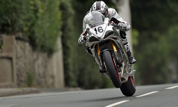 Josh Brookes at Norton