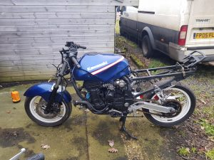 Kawasaki GPX750R