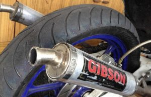YPVS Gibson pipes