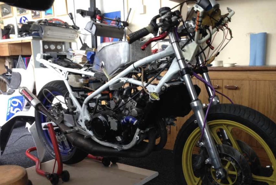 YPVS Racer - Classic Motorbikes