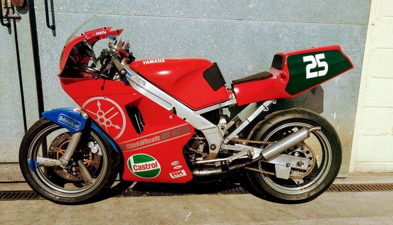 Yamaha Tzr250 2ma - 0425