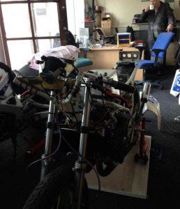 Yamaha YPVS Racer