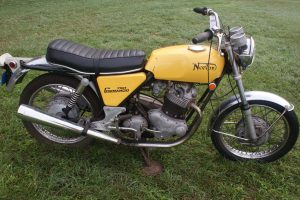 1970 Norton 750 Commando S