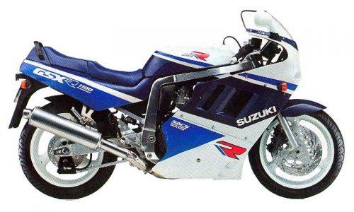 1989 Suzuki GSX-R1100