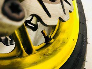 1992 Firebalde wheel