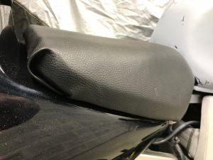 1992 Fireblade seat