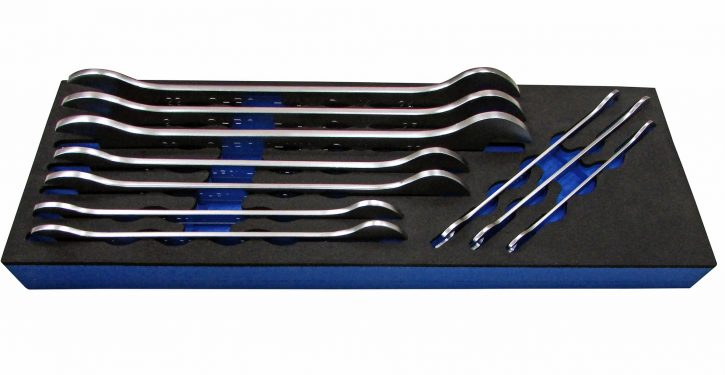 ultra-thin open ended spanners from Laser Tools