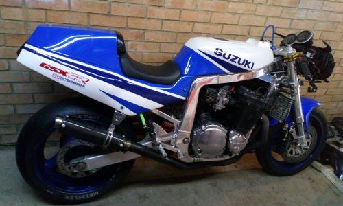 Suzuki GSX-R1100 K Slingshot