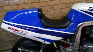 Suzuki GSX-R1100 Slingshot K rear end