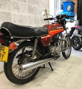 Honda CB100n