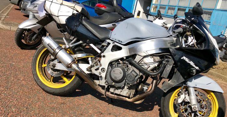 Honda Fireblade CBR900