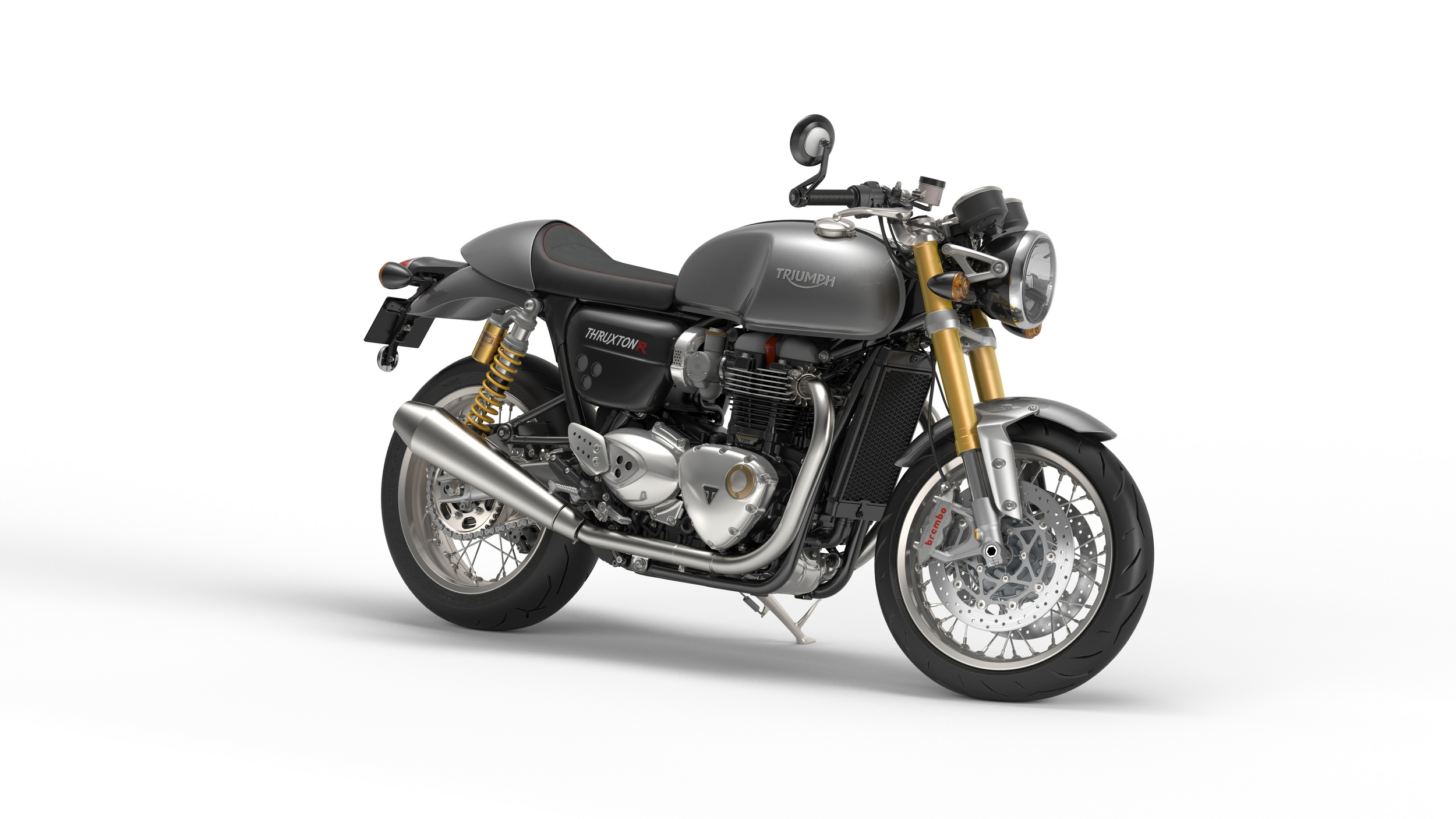Triumph Motorcycles confirmed for Built In Britain - Classic Motorbikes