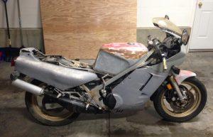 Yamaha 500LC