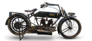 c.1913 Matchless 8hp
