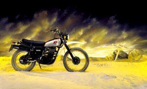 1982 Yamaha XT500