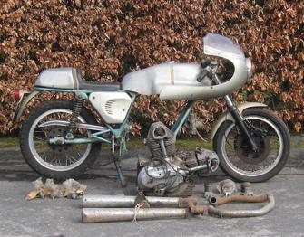 1974 Ducati 750SS Project