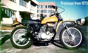 1973 XT500 prototype