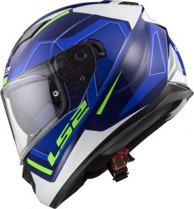 New Stream-line helmet from LS2