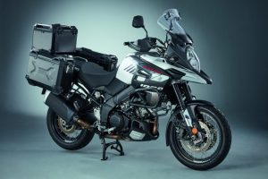 V-Strom 1000 aluminium luggage set