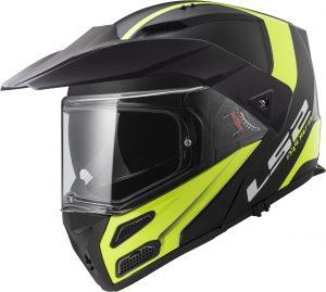 LS2's modular Metro Evo helmet