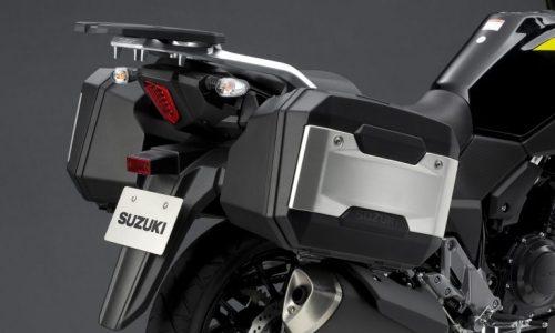 Suzuki's new V-Strom 250