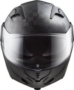 New carbon modular helmet from LS2