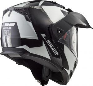 LS2's modular Metro Evo helmet review