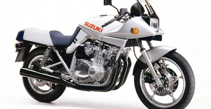 Suzuki GSX1100S Katana Poster