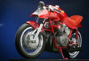 target design MV for Motorrad magazine