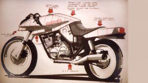 Suzuki Katana Sketch