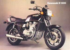 Kawasaki Z13