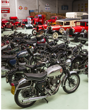 classic bike auction