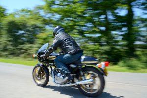 Ducati 900SS road test