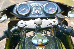 Ducati 900SS dashboard