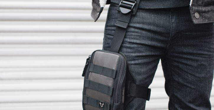 SW-Motech's new Legend Gear Leg Bag