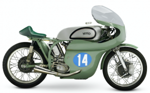 The ex-Jimmy Guthrie 1961 Beart-Norton 350cc Manx Racing Motorcycle