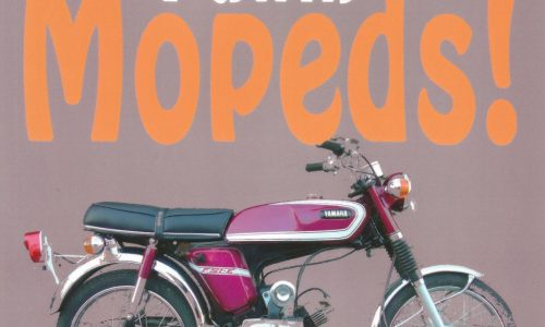 funky mopeds by richard skelton