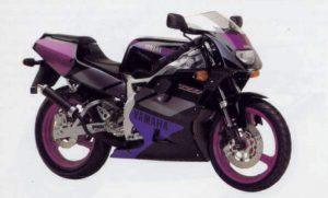 1991 TZR125