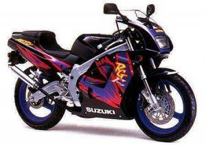 1992 RG125