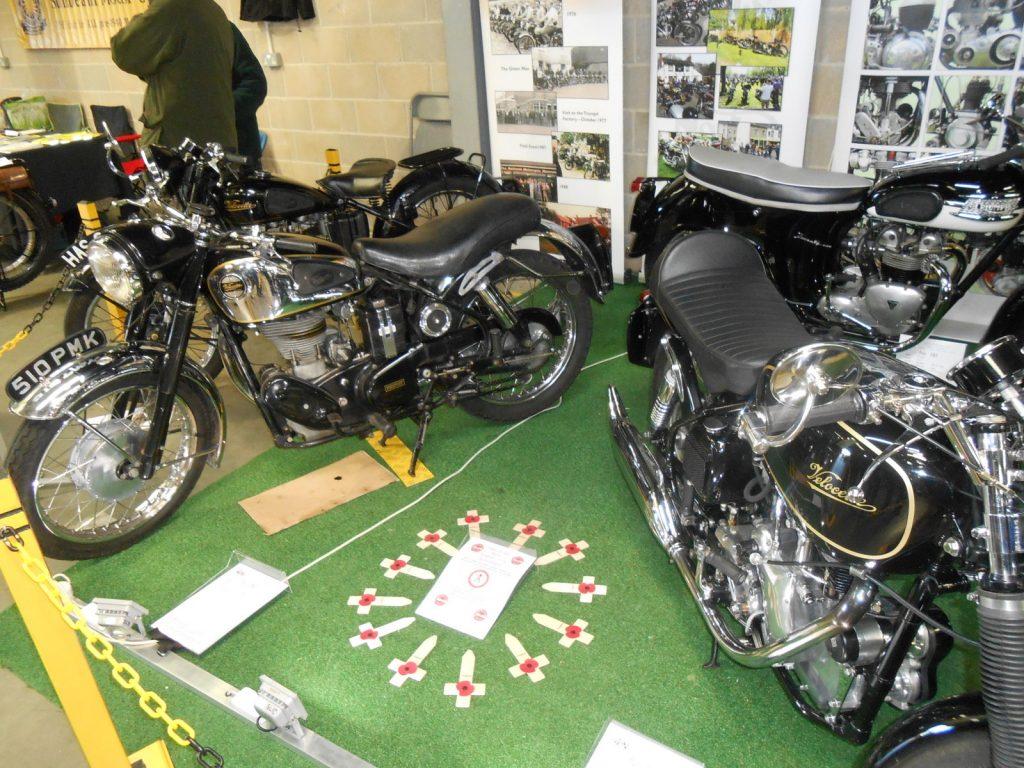 South of England Classic Bike Show & Autojumble