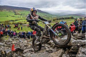 Classic Dirt Bike Show Dougie Lampkin - IMAGE CREDIT TrialsCentral