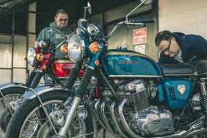 The David Silver Honda Collection - Honda CB750
